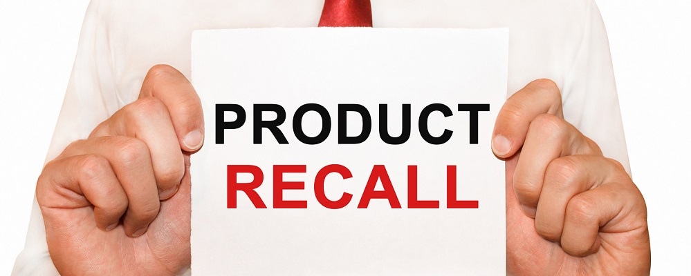 Product Recall - Eaton Industries